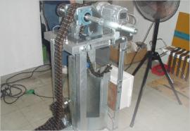 機械動作に関する試験装置