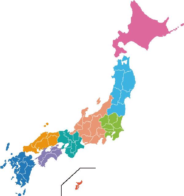 全国対応のメンテナンスネットワーク